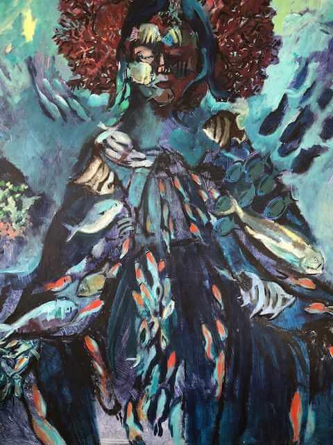 Goddess Mother Healing